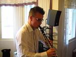 Hatikva oli mahtava klarinettitulkintana
